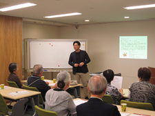 【第68回住まいるカフェ】「終活」あなたの質問にお答えします 開催講師:鈴木佳寿先生