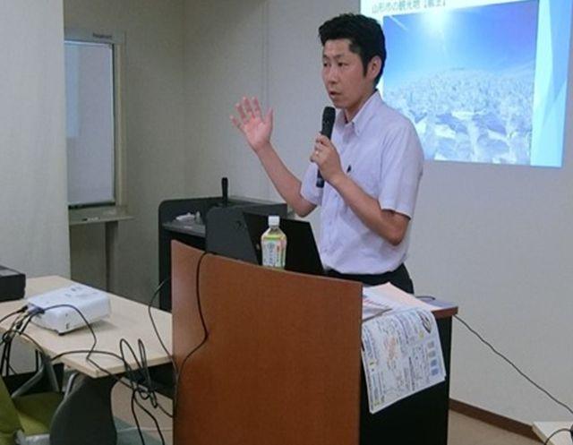 【第77回住まいるカフェ】山形市議会議員浅野弥史先生による「おいでよ!山形。仙山生活圏の構築ついて」開催