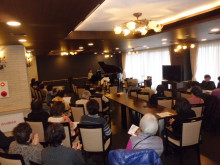 【京都烏丸店】グランメゾン迎賓館京都嵐山ピアノコンサート開催しました