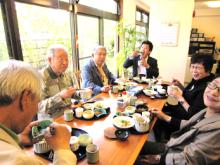 【仙台駅前店】おいしい食事と緑豊かな環境の高齢者住宅