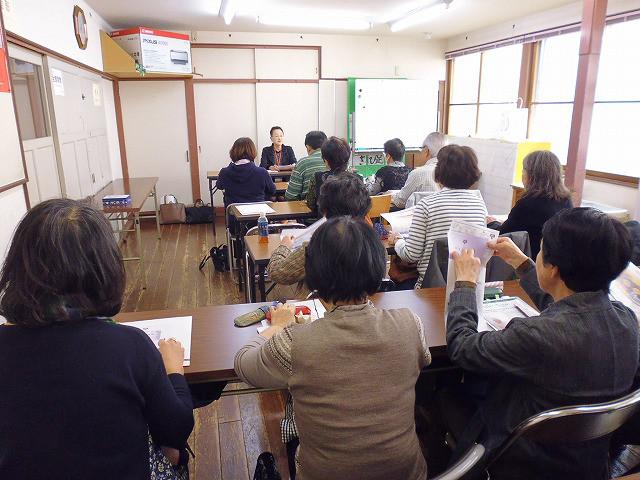 【函館店】函館YWCA主催「ここがポイント!高齢者住宅の選び方」に参加しました。