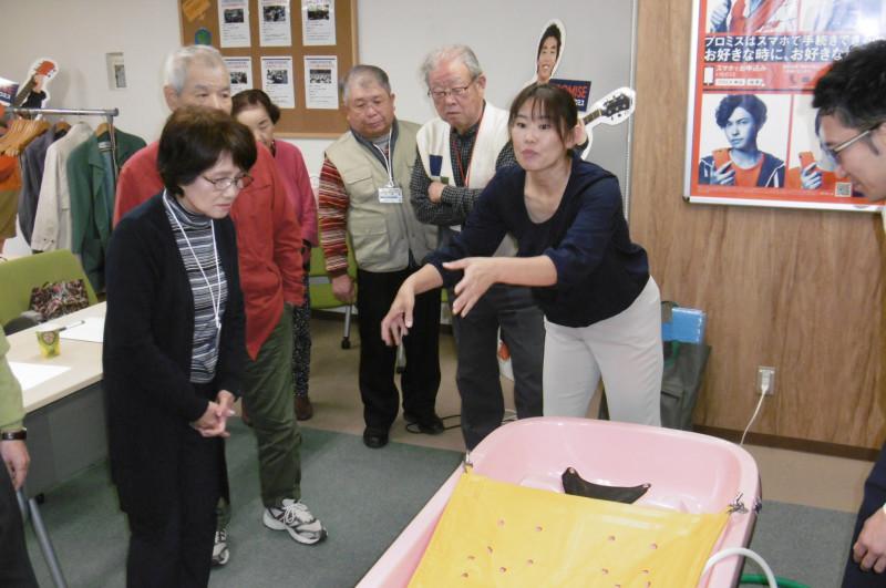 【仙台駅前店】住まいるカフェ「第59回 訪問入浴について」開催