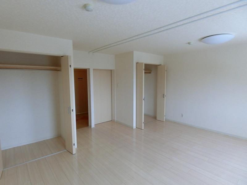 ノアガーデンモエレの杜に2人入居可能な部屋