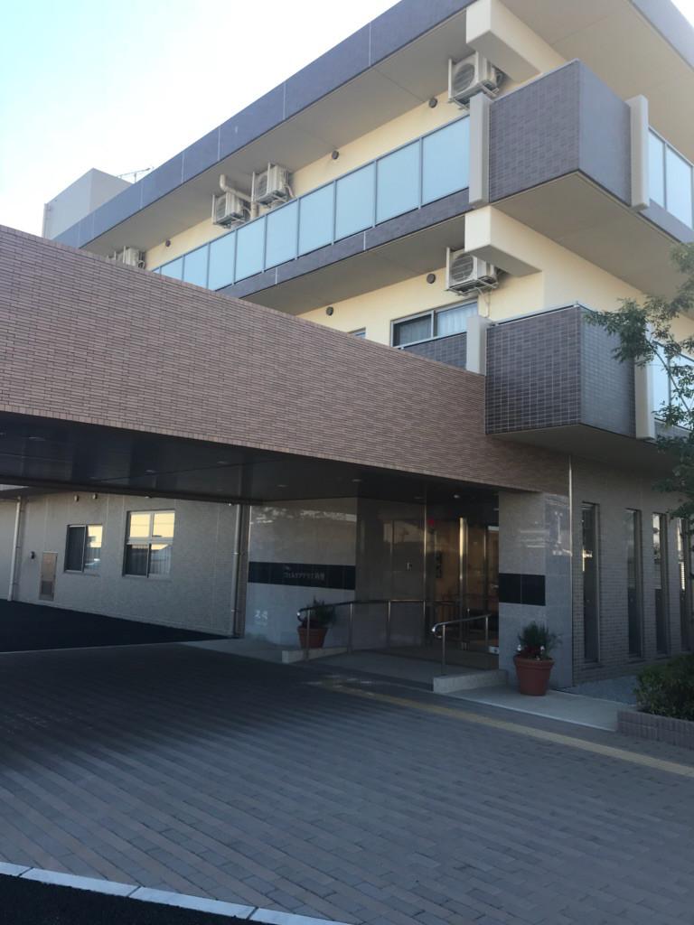 フジサンケイグループ運営 介護付有料老人ホーム ウェルケアテラス新座の内覧へ行ってきました。