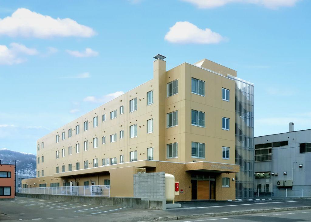 【札幌】介護付有料老人ホーム「ケアタウン徳洲会札幌西」
